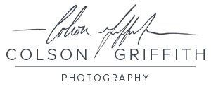 Colson Griffith Wedding Photography Blog logo